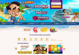 larrycasino screenshot 1